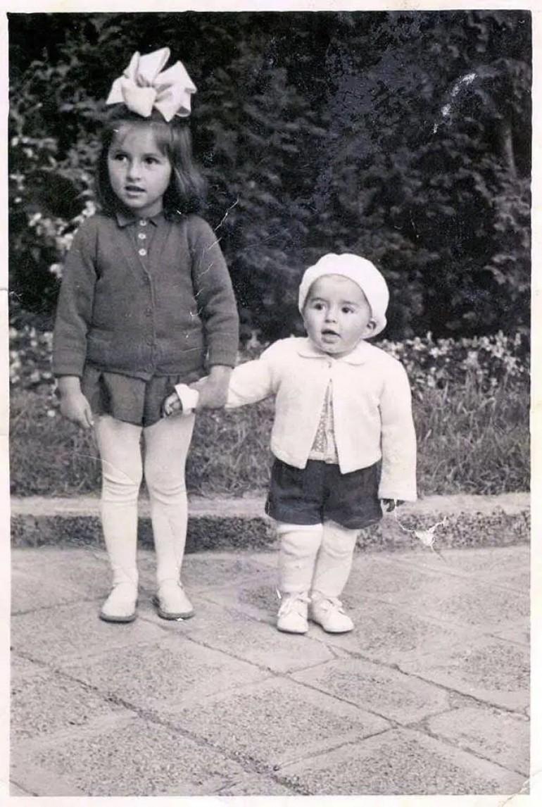 Борисов със сестра си - д-р Красимира Иванова