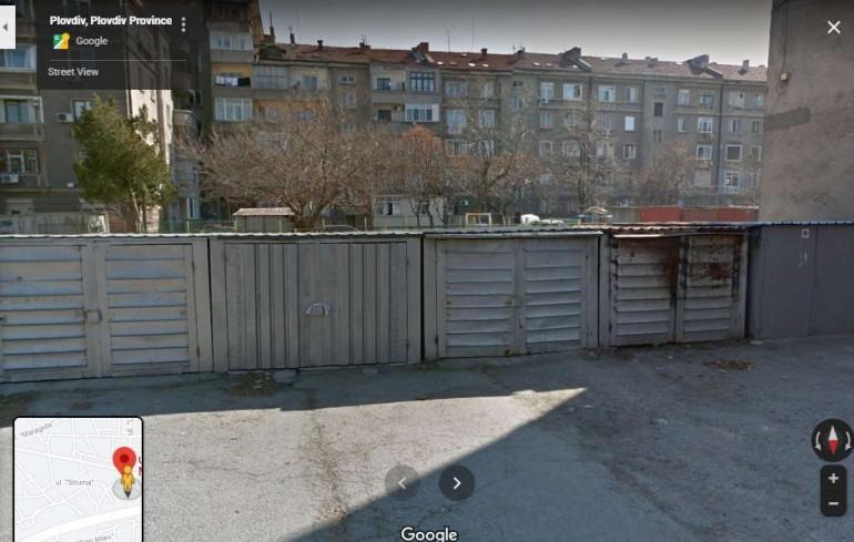 Мястото на палежа/Google Maps