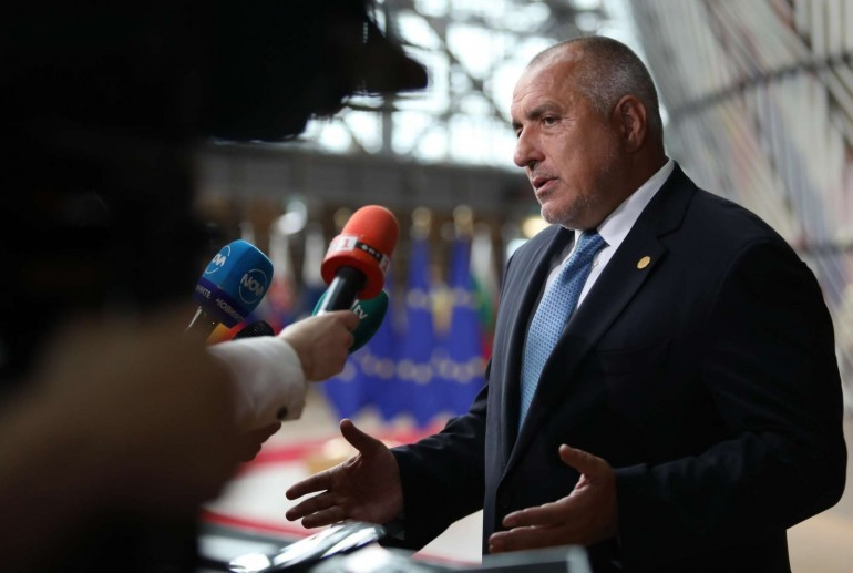 Борисов на Европейски съвет