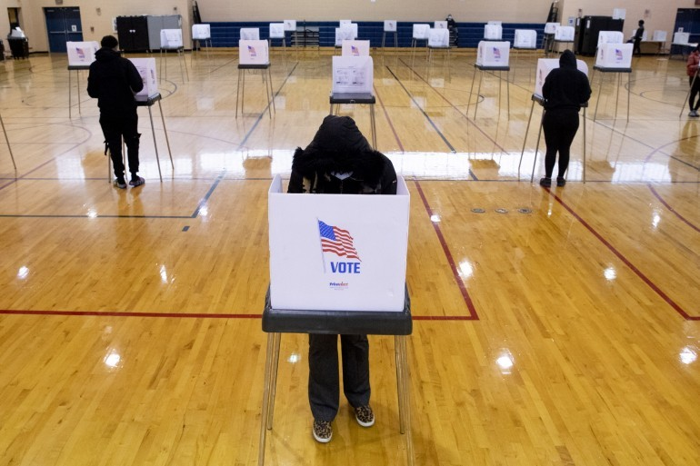 Гласуване в САЩ