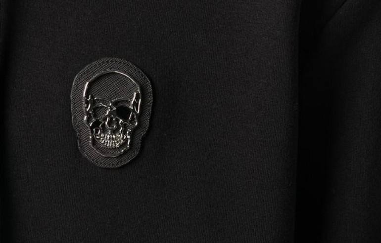 Логото на Филип Плейн на други дрехи на марката