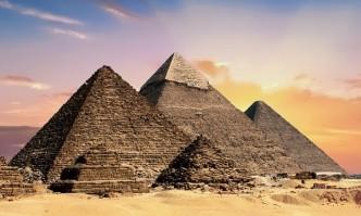 Sands of Time – EGYPT: Who built the pyramids and why?