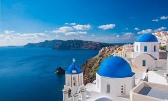 Santorini: The Lost Paradise of Atlantis