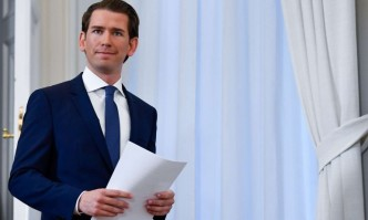Sebastian Kurz Announced the End of the Coalition Government in Austria