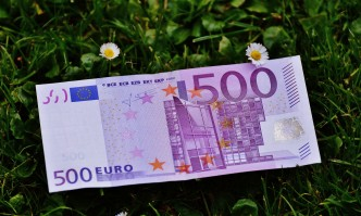 The five hundred euro note (€500) will no longer be issued