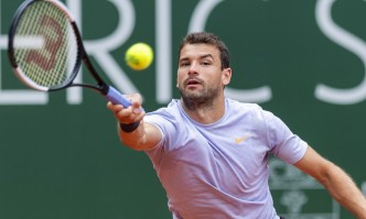 Grigor Dimitrov Won his First Match in Geneva