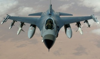 Bulgarian government to revise budget to purchase eight F-16 jet fighters
