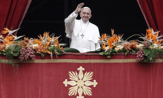 Pope Francis sends greetings to Bulgaria ahead of visit